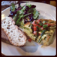 Photo taken at Le Pain Quotidien by Justin H. on 6/10/2012