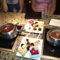 Photo taken at The Melting Pot by Arun N. on 8/4/2012