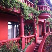 Photo taken at Casa Puesta Del Sol by rafa e. on 1/2/2014