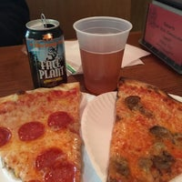Photo taken at Church Street Pizza by Chris G. on 2/2/2017
