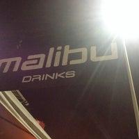 Photo taken at Malibu Drinks by Rodrigo R. on 3/9/2014