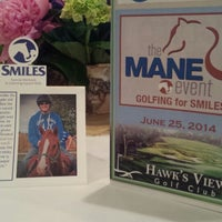 Photo taken at Hawks View Country Club by Chris S. on 6/25/2014