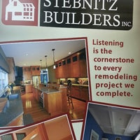 Photo taken at Stebnitz Builders Inc by Chris S. on 5/7/2013