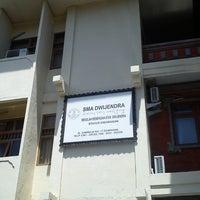 Photo taken at SMA Dwijendra Denpasar by Willya S. on 1/17/2014
