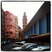 Photo taken at Mercat de Russafa by Javier A. on 3/17/2013