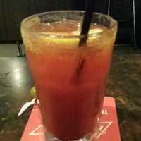 Photo taken at Strikers Bar & Grill by Bree N. on 11/14/2015