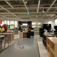 Photo taken at IKEA by Martijn W. on 10/23/2012