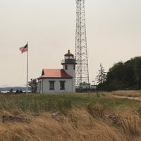 Photo taken at Point Robinson Lighthouse by Heather H. on 9/4/2017