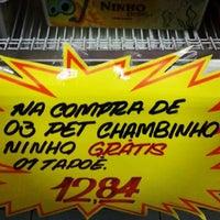 Photo taken at Supermercado Cidade by Márcio J. on 7/20/2013