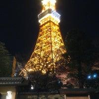Снимок сделан в Tokyo Shiba Tofuya Ukai пользователем noracat 12/27/2012