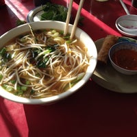 Photo taken at Viet Huong by Bryce A. on 10/5/2013