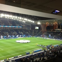 Photo taken at Estádio do Dragão by Nuno B. on 11/21/2012