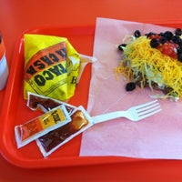 Photo taken at Taco Casa by Michael T. on 11/4/2012