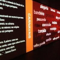 Foto tirada no(a) Museu da Língua Portuguesa por Graziela C. em 12/30/2012