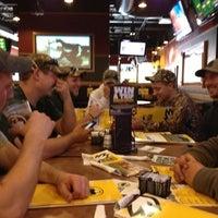 Photo taken at Buffalo Wild Wings by Brandon N. on 9/29/2012