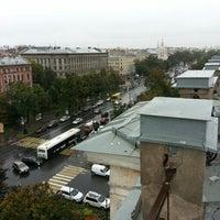 Photo taken at Военный Городок #18 by Nikolay on 9/23/2014