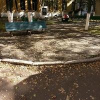 Photo taken at Военный Городок #18 by Nikolay on 9/8/2014