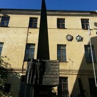 Photo taken at Военный Городок #18 by Nikolay on 9/16/2014