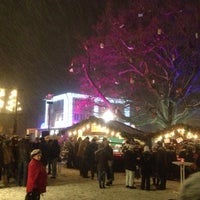 Photo taken at Christkindlmarkt Simbach by Matthias S. on 12/9/2012