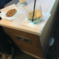 Photo taken at Delta Sky Club by Ryan E. on 10/13/2017