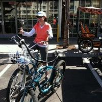 Photo taken at Bikes And Beyond by David C. on 3/31/2014