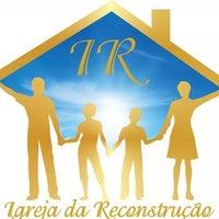 Photo taken at IR - Igreja da Reconstrução by Gean B. on 1/15/2014