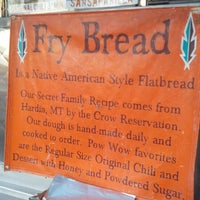 Photo taken at Auntie's Fry Bread by Patrick T. on 9/14/2012