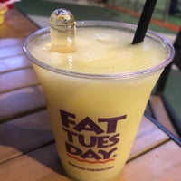 Photo taken at Fat Tuesday by Jeff D. on 1/29/2017