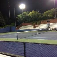 Photo taken at Court 13 - USTA Billie Jean King National Tennis Center by Rafael S. on 9/20/2013