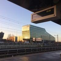Photo taken at Metrostation Amstelveenseweg by Tonia I. on 1/5/2017