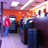 Photo taken at Dunkin Donuts by Alex on 5/22/2014