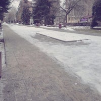 Photo taken at Администрация Красноармейского района by Olya P. on 1/2/2014