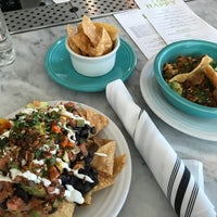 Photo taken at Cafe Gratitude by Lauren M. on 10/21/2017