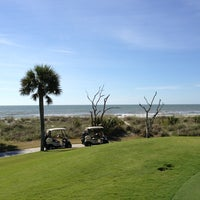 Photo taken at Palmetto Dunes Oceanfront Resort by Amish S. on 5/25/2013
