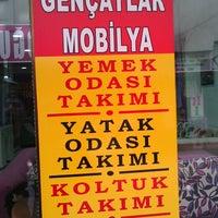 Photo taken at Gençaylar Mobilya-CG by Cihad Erbakan G. on 4/2/2014