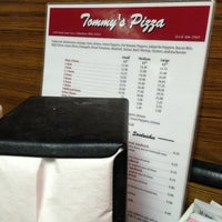 Photo taken at Tommy's Pizza by Joshua M. on 10/21/2012