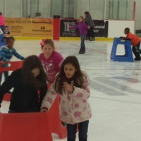 Photo taken at Columbus Ice Rink by Glenda K. on 1/26/2014