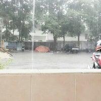 Photo taken at Fakultas Peternakan by Ghina A. on 1/5/2014
