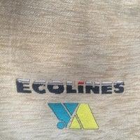 "Photo taken at Ecolines ""KYIV-TALLINN"" by Brandon R. on 7/18/2014"
