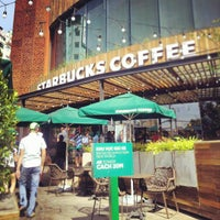 Photo taken at Starbucks Coffee @ New World Hotel by Aaron Y. on 2/16/2013