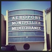 Photo prise au Aéroport de Montpellier Méditerranée (MPL) par Aaron Y. le7/15/2013