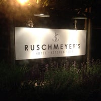 Photo taken at Ruschmeyer's by joe c. on 6/9/2013