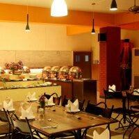 Photo taken at Rasavid Multi Cusine Restaurant by Gurivi Reddy on 11/28/2014