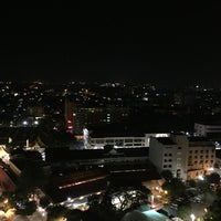 Photo taken at Pornping Tower Hotel by Sittipong T. on 10/26/2015