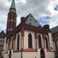 Photo taken at Alte Nikolaikirche by ぱいん on 9/9/2017