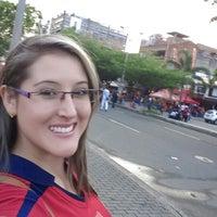 Photo taken at Avenida Centenario by Caro G. on 12/21/2014