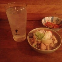 Photo taken at 立ち呑み 盛田家 by 喫茶店のマッチ on 2/27/2015