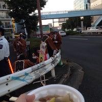 Photo taken at 大衆割烹 与作 by Kei Relampago K. on 10/18/2015