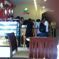 Photo taken at Hitea Bubble Tea & Coffee by Narath S. on 6/13/2013