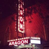 Das Foto wurde bei Aragon Ballroom von Brad M. am 9/22/2012 aufgenommen
